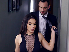 Valentina Nappi wants her man to take her after work